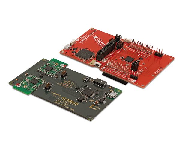 Evaluationboards of IO-Link Wireless Development Toolkit Device